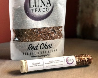 Red Chai (tea of the month!)