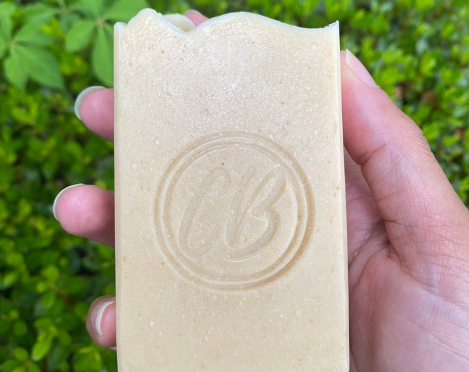 Mango butter, Shea butter, Cocoa butter soap   Triple butter Soap (fragrance free)