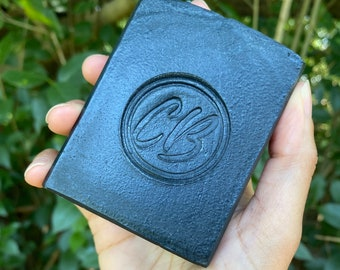 Activated Charcoal Detox soap (fragrance free)