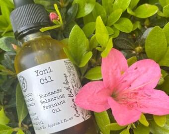 Yoni Femini Oil