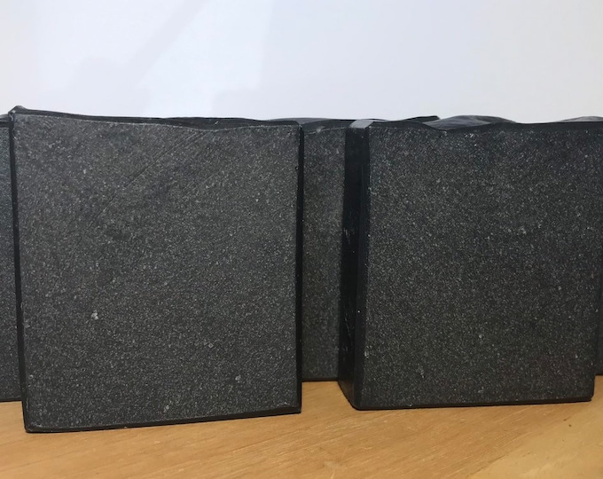 Activated Charcoal Detox soap