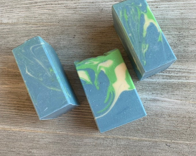Island oasis soap/ cold process soap/ artisan soap/ palm oil free