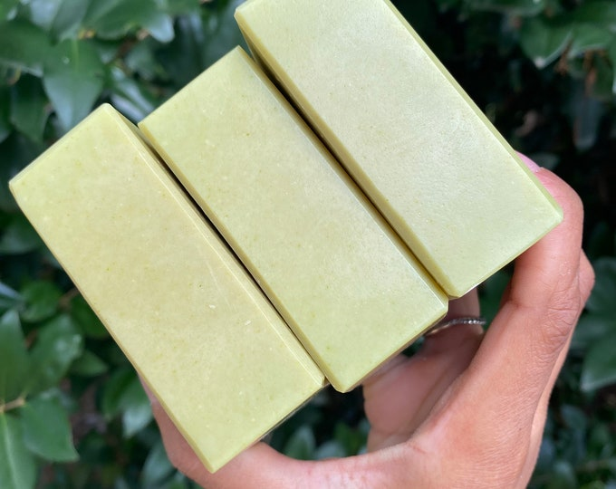 Hemp Tea Tree Soap