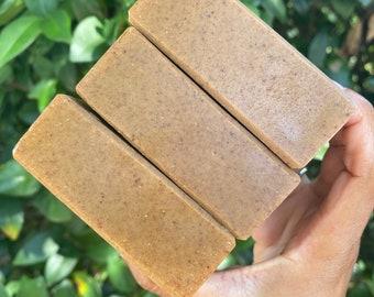 Turmeric & Aloe complexion soap (fragrance free)