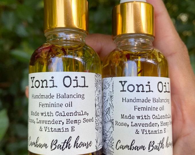 Yoni Feminine Oil