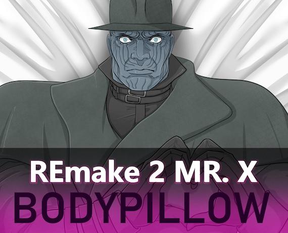 Body Pillow CASE Nemesis Resident Evil