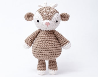 crochet animal, music box //FANNY//