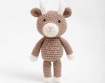 crochet animal Harry | music box crochet, music box baby, crochet toy, babyshower, pregnant, baby, organic, gift, newborn, organic wool