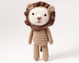 crochet animal // Louis//