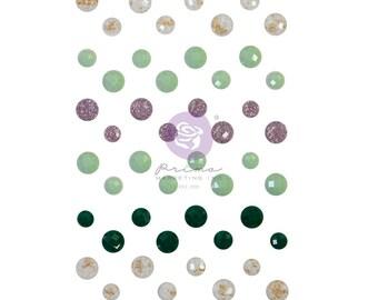 Genuine Prima Olive Beads 1165