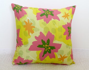Tropical Punch Pillow