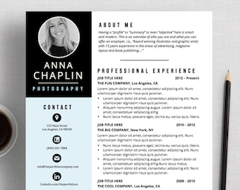 creative resume template cv template cover letter microsoft word and apple pages - Apple Pages Resume Templates