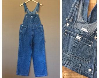 4b3c42ad265 90s Calvin Klein Overalls Medium   Denim Overalls  90s Clothing  90s  Overalls   Bib Overalls   90s Hip Hop Clothing
