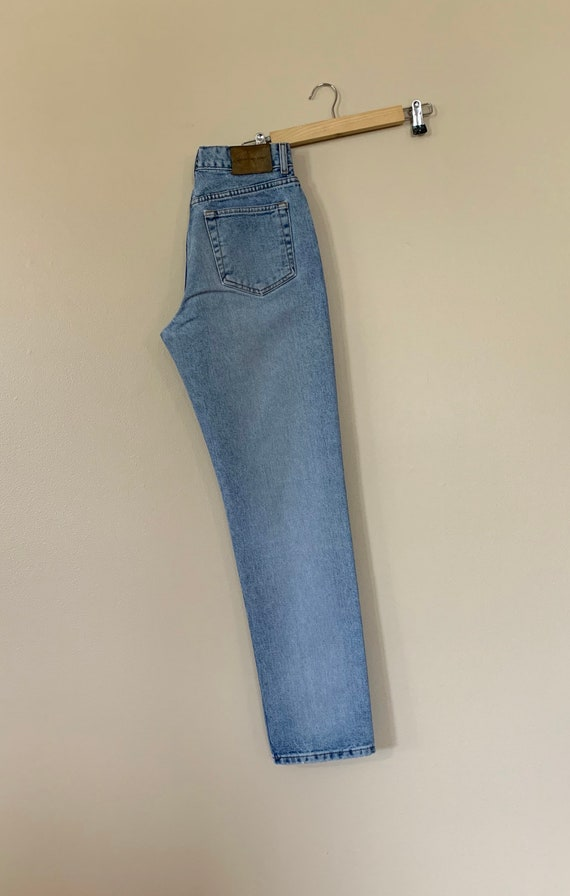 """28"""" Calvin Klein Jeans Button Fly High Waisted / … - image 6"""