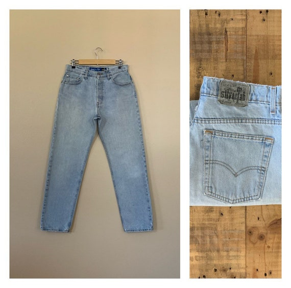 """31""""/32"""" Levis High Waisted Jeans Button Fly / Levi"""