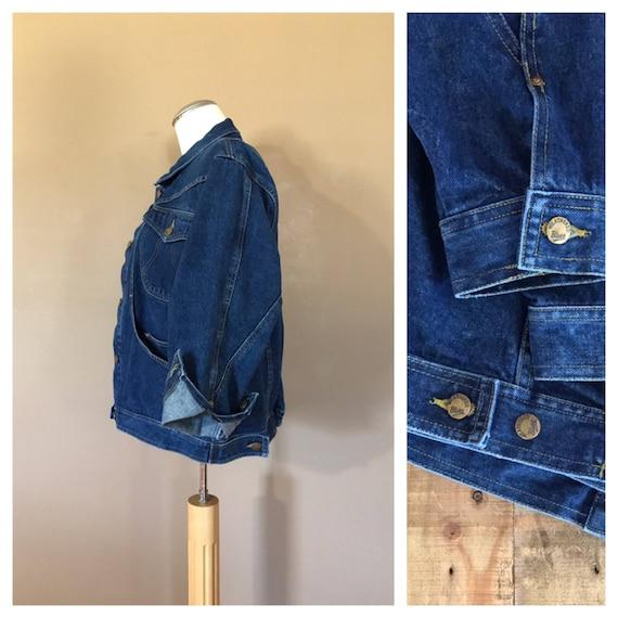 90s Denim Jacket Jacket / Jean Jacket / Levis Vint