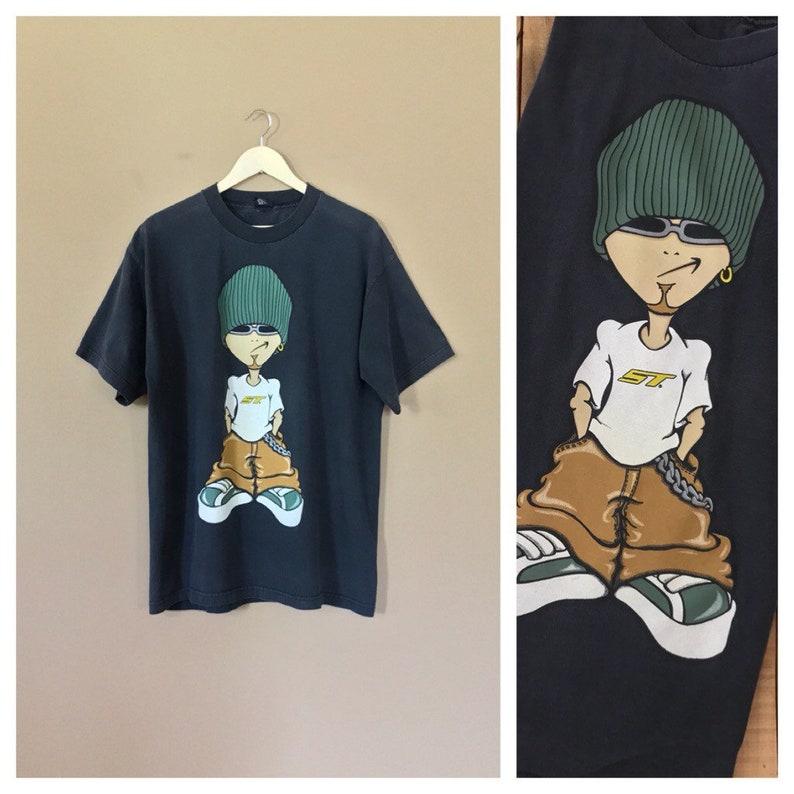 42570e2b068ce 90s Vintage Grunge T-Shirt / 90s Tshirt / Band Tee / Band Shirt/90s Grunge  Shirt / Band Shirt / 90s tshirt /90s clothing /Mickey Mouse Shirt