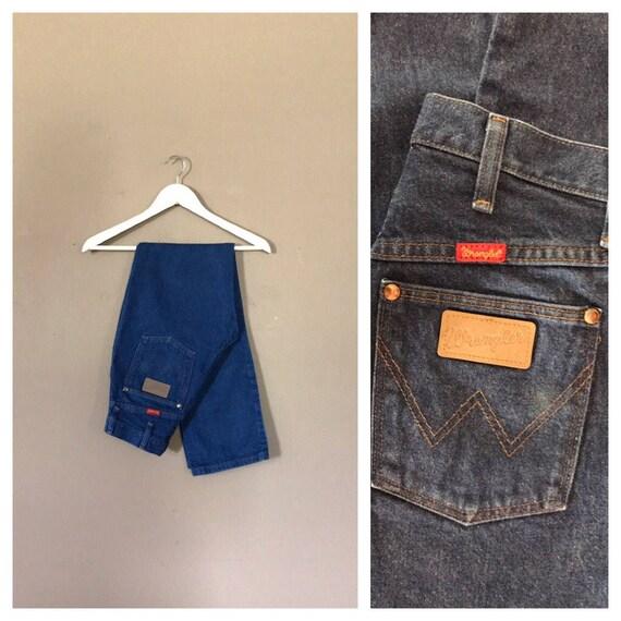 """26"""" Wrangler High Waisted Jeans / 90s Wrangler Hig"""