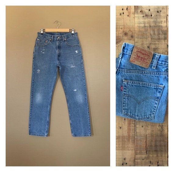 """30""""/31"""" Levis 505 High Waisted Jeans/ Levis 505 /"""