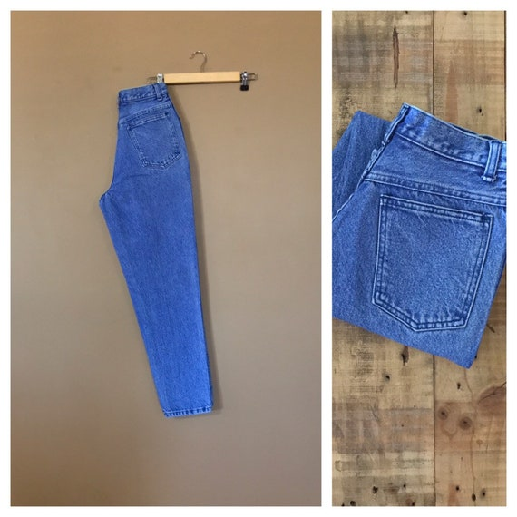 """24/25"""" High Waisted Jeans/90s Levis Jeans/Vintage"""