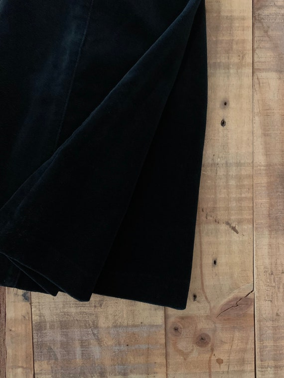 """25"""" Black Guess Skirt High Waisted / 90's Guess V… - image 8"""