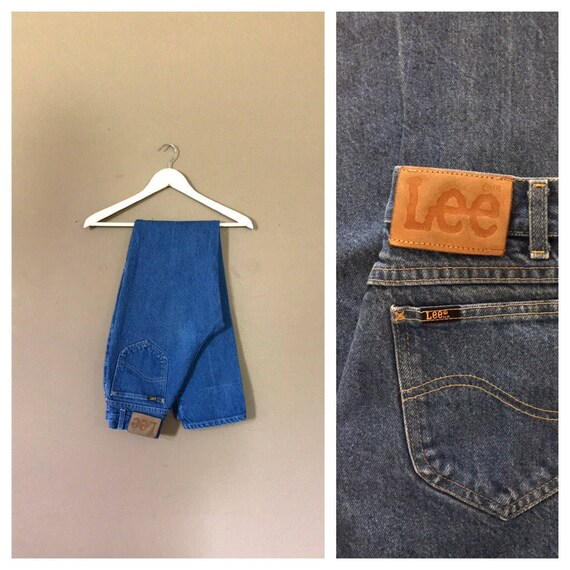 """24"""" Lee High Waisted Jeans Vintage Lee Jeans Women"""