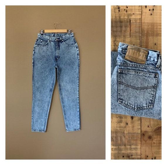 "29/30"" Jordache High Waisted Jeans Tapered Leg / J"