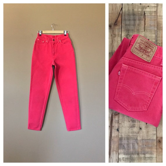 """26"""" Levis 512 High Waisted Jeans/ Levis 550/90s Je"""
