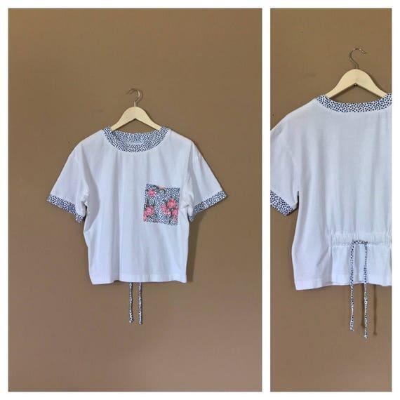 90s shirt / 90s grunge shirt / 90s top / 80s Shirt / 90s Shirt / 90s Crop  Top / 90s hip hop / 90s clothing / 90s grunge clothing / Mom Shirt