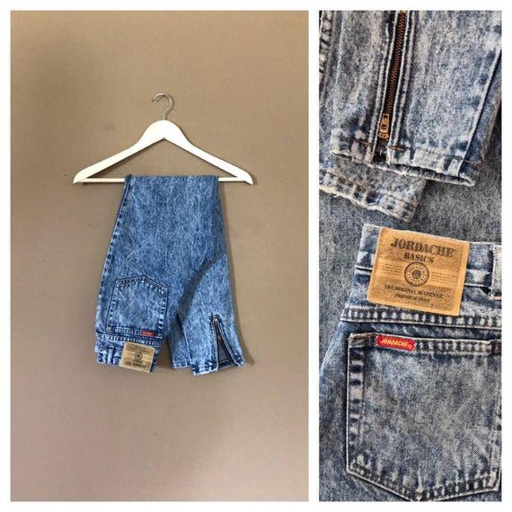 "25"" Jordache High Waisted Jeans/Levis High Waisted"