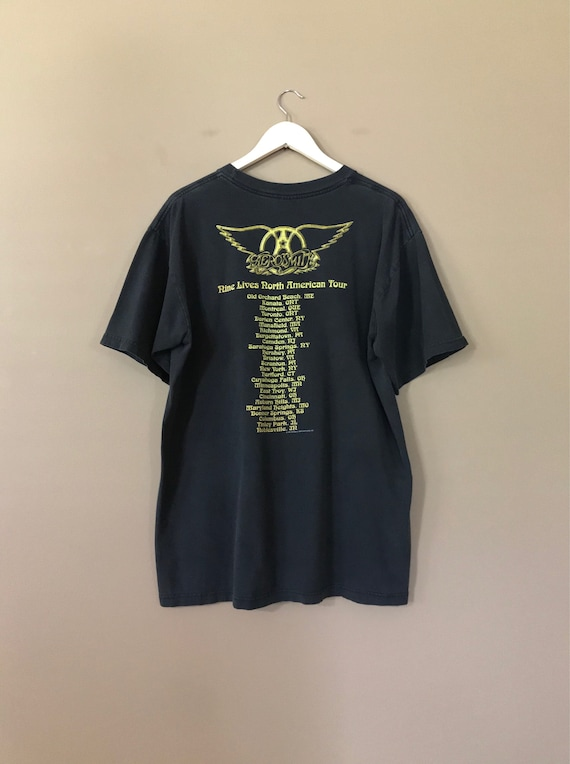 c351593691101 Vintage 1997 Aerosmith T-Shirt / 90s Tshirt / Band Tee / Band Shirt / 90s  Grunge Shirt / Band Shirt / 90s tshirt /90s clothing