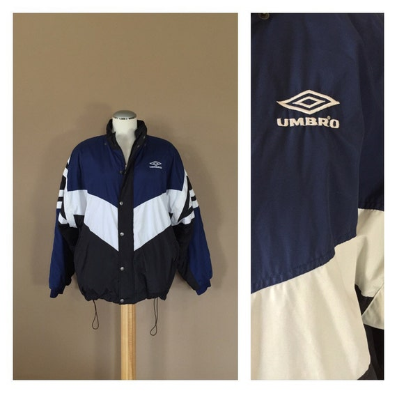 1990s Umbro Jacket / 90s Hip Hop Clothing / Jacket