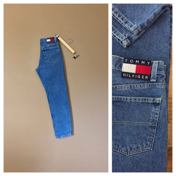 "30"" Tommy Hilfiger Jeans Vintage / High Waisted To"