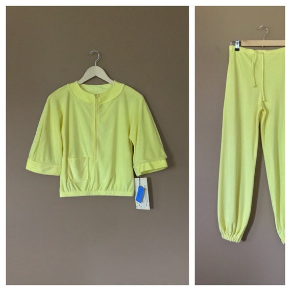 60's Swimsuit Coverup Outfit/60's Swimwear Outfit/