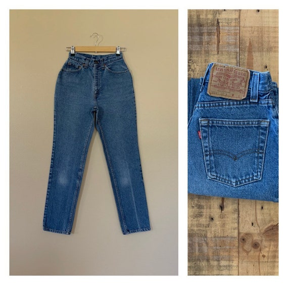 """24""""/25"""" Levis 505 Jeans High Waisted / Levis 505 W"""