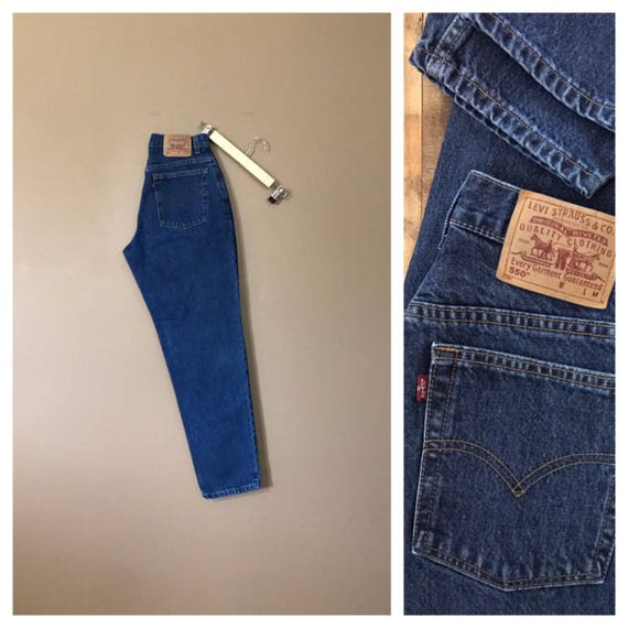 """28"""" Levis High Waisted Jeans/ Levis 550 /90s Jeans"""