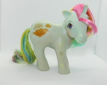 My Little Pony G1 Tiddly-Winks BBE Lullaby Nursery Ponies C 156-16