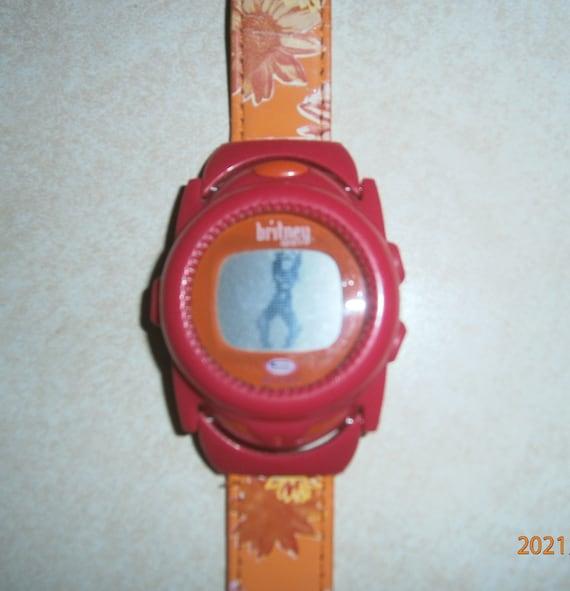 2000 Britney Spears Watch - image 2