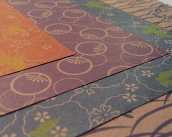 Origami Envelopes.