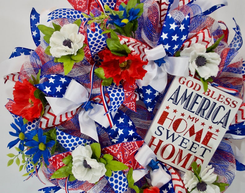 4th of july decor reversible blocks fourth of july decor 4th of july blocks Patriotic decor 4th of july signs july 4th 4th of july