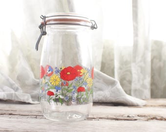 French olive jar Etsy