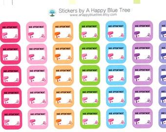 a Happy Blue Tree
