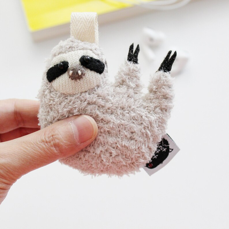 Sloth AirPods Pro case Sloth AirPods Pro Holder AirPods Pro image 0