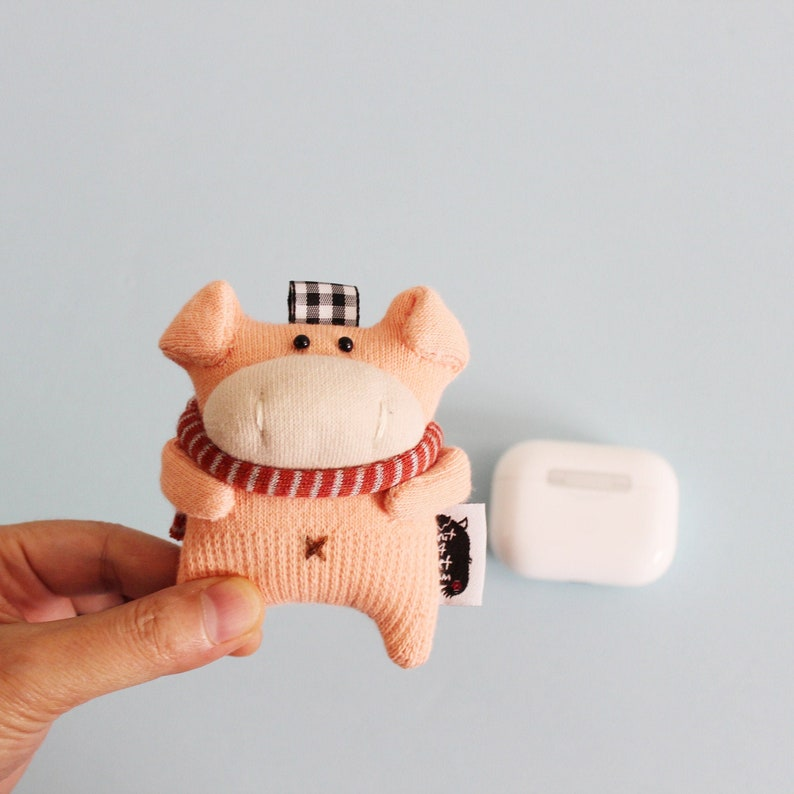 AirPods Pro Case AirPods Pro Holder AirPods Pro Cover Pig image 0