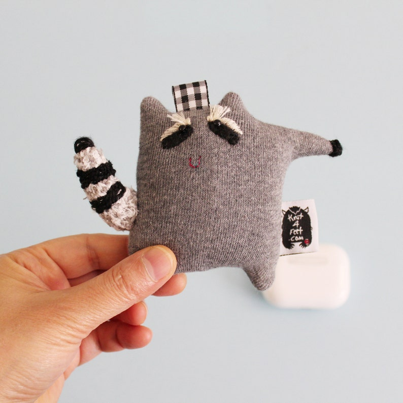 Raccoon AirPods Pro Case AirPods Pro Holder AirPods Pro image 0
