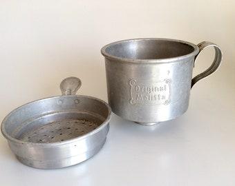 Primitive Dekor, Vintage Küchen, Jahrgang Deutschland, Vintage Küche Dekor,  Landhausküche, Retro Küchenhelfer, Jahrgang Kaffeemaschine