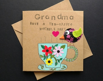Mothers Day Cards Grandma
