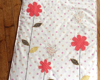 Sleeping bag (down) custom quilted child