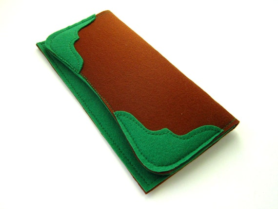 Wallet sewing pattern wallet pattern pdf wallet pattern | Etsy