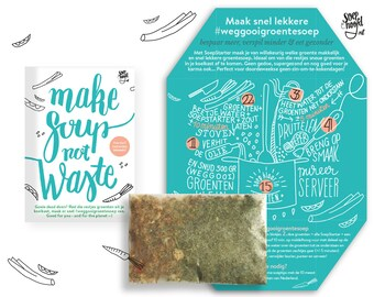 Make Soup, not Waste (soep per post!)
